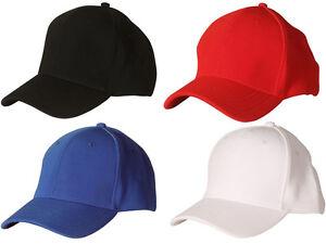 NEW MENS STYLISH CONTRAST TRIM CAP SPORTS SUN SUMMER WORK HAT HATS MEN/'S CAPS