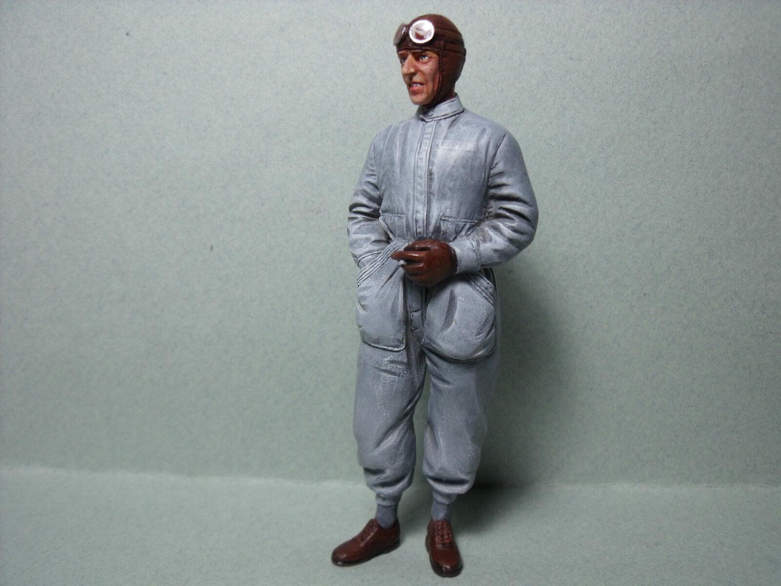 Tazio Nuvolari 1 18 pintadas personaje de Vroom fur cmc Auto Unión
