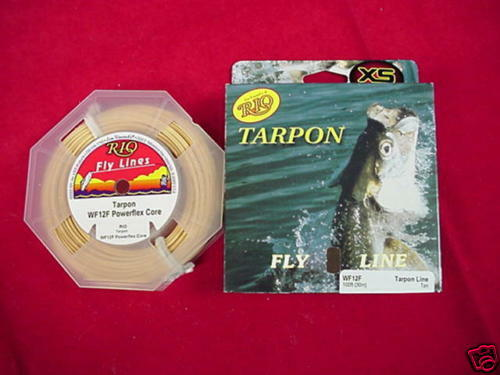 Rio Fly LineTarpon WF12F GREAT NEW