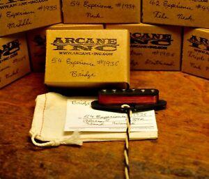 Arcane Inc. 54 Experience Strat Set Guitar pickup