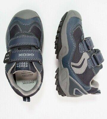 Jungen Klettschuhe GEOX Respira Schuhe Sneakers Boots Halbschuhe Klett Gr 30 NEU | eBay