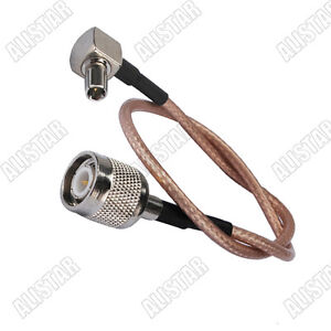TNC-male-to-TS9-Pigtail-Cable-RG316-15cm-UMTS-Antenna-Pigtail-Cable