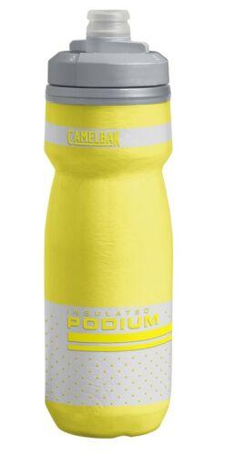 21oz WATER BOTTLE BPA//BPS FREE BIKE SPORT BOTTLE CAMELBAK PODIUM CHILL 600ml