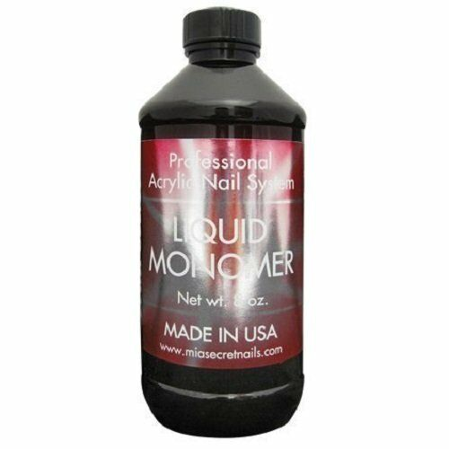 Mia Secret Mia Secret Liquid Monomer 8 oz