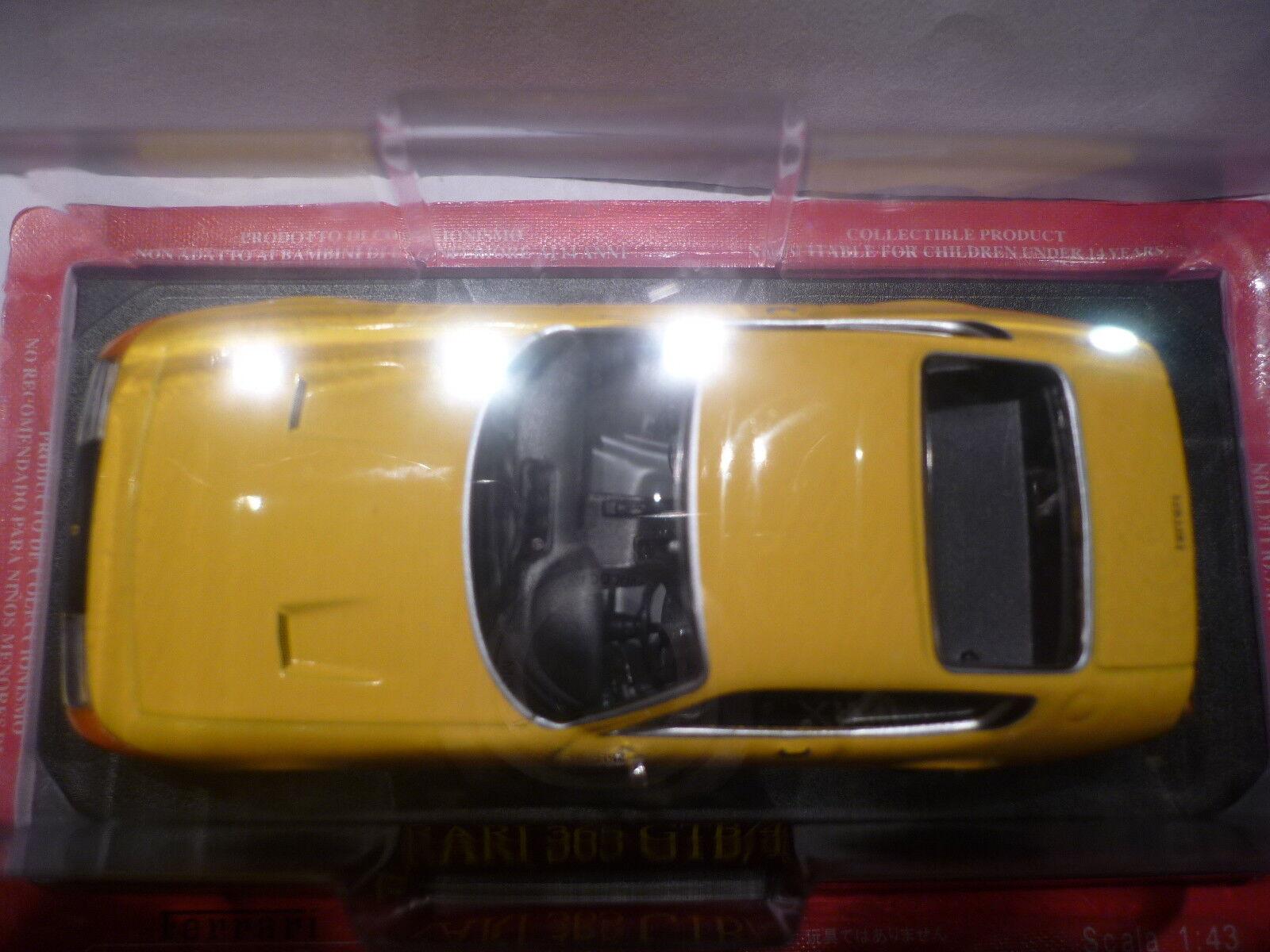 FERRARI 365 GTB/4 daytona jaune ou sous 365 GTC/4 rouge 1:43 neuves sous ou blister c71eee