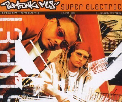 Bomfunk Mc's | Single-CD | Super electric (2001)