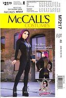 Mccall's Sewing Pattern M7217 Women's 6-14 Bodysuit Costume Yaya Han 7217
