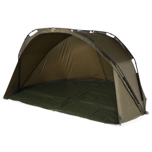 Jrc Defender Shelter angelzelt karpfenzelt 200x280x135cm 5000 mm aluminium cadre