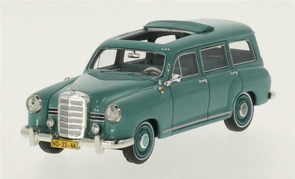 IXO Models Mercedes-Benz Ponton (W120 1 43 PR0526