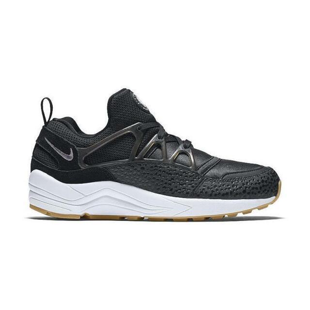 85c97735b169 WMNS Nike Air Huarache Light PRM Black Safari Gum Women Running ...