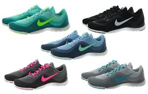 8de12d95317c1 Nike 831217 Womens Flex Trainer 6 Lightweight Cross Training Running ...