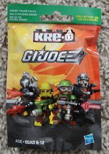 GI Joe Kre O Kreo SEALED w// Insert Series 2 Dreadnok Ripper