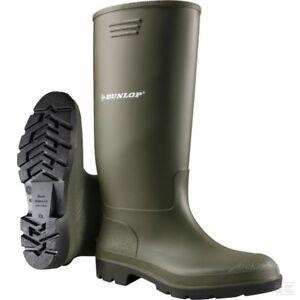 Free Vp Autentico Dunlop Postage Boots 380 Wellington Pricemaster CTgwqB7