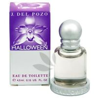 Mini-halloween By J.del Pozo For Women-edt-0.15oz-4.5 Ml-authentic-made In Spain