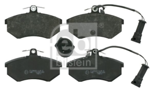 Scheibenbremse für Bremsanlage Vorderachse FEBI BILSTEIN 16066 Bremsbelagsatz