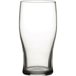 Pack-of-18-Utopia-CE-MARKED-To-Brim-Tulip-Plain-Beer-Pint-Glass-20oz-56cl