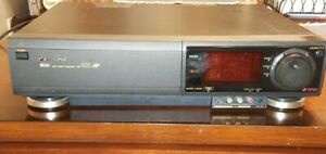 Panasonic-AG-1970-SVHS-VCR-Video-Cassette-Recorder-Editor-Commercial-Tested