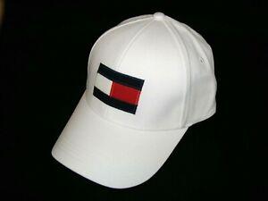 Herren-Accessoires Tommy Hilfiger Basecap Baseball Cap Kopfbedeckung Weiß NEU