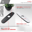 thumbnail 3 - Kitchen Faucet Plate in Stainless Steel Black Matte Finish