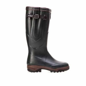 AIGLE Parcours 2 ISO Mens Boots - Bronze & Brown