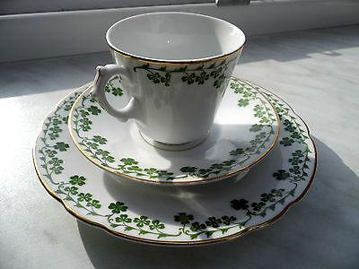 3 tlg.  Kaffeegedeck  Kalz in Eisenberg  1928 - 68