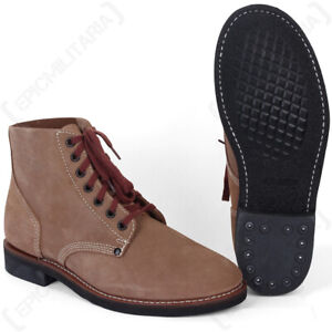 c805c502c1cfe American 'Rough Out' Ankle Boots - 100% Suede Leather Low Shoes US ...