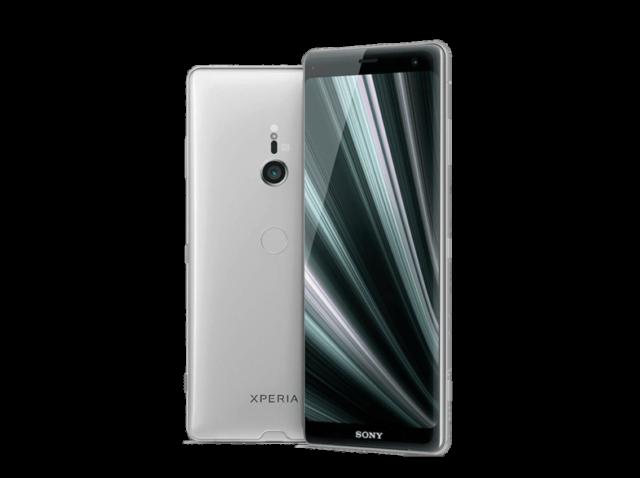 """Móvil - Sony Xperia XZ3, 6"""", Full HD+, 4 GB RAM, 64 GB, Plata"""