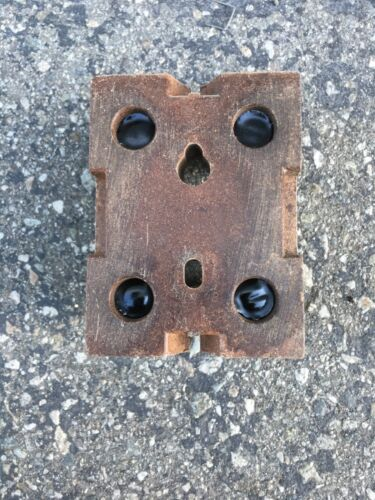 MILBANK METER SOCKET TEST BLOCK 100A OBSOLETE GOOD CONDITIONED