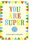 Small Object You are Super Thank-you by Sarah Neuburger (Other printed item, 2011)