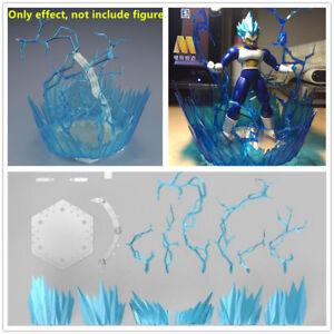 Bandai-FIGURE-RISE-Lightning-Aura-Effect-for-SHF-Dragon-Ball-Son-Goku-Vegeta-BL