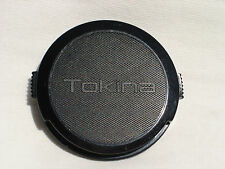 TOKINA 62mm front lens cap  . Japan.  Model #2
