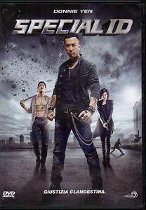 SPECIAL-ID-DVD-USATO-EX-RENTAL