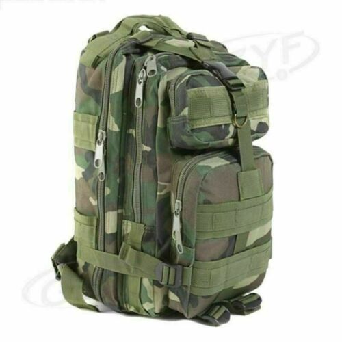 30L Outdoor Military Tactical Camping Hiking Trekking Backpack Bag,Multi-pocket
