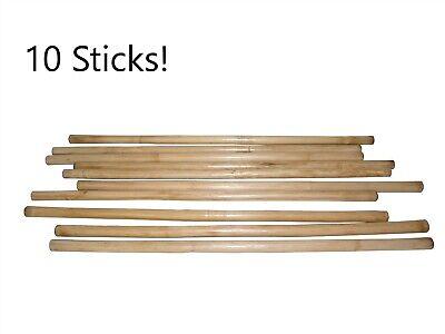 "10-7//8/"" Escrima Kali Arnis Rattan w//Skin Martial Art Fighting Sticks 28/"" LOT"