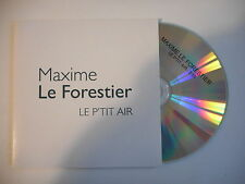 MAXIME LE FORESTIER : LE P'TIT AIR [ CD SINGLE PORT GRATUIT ]