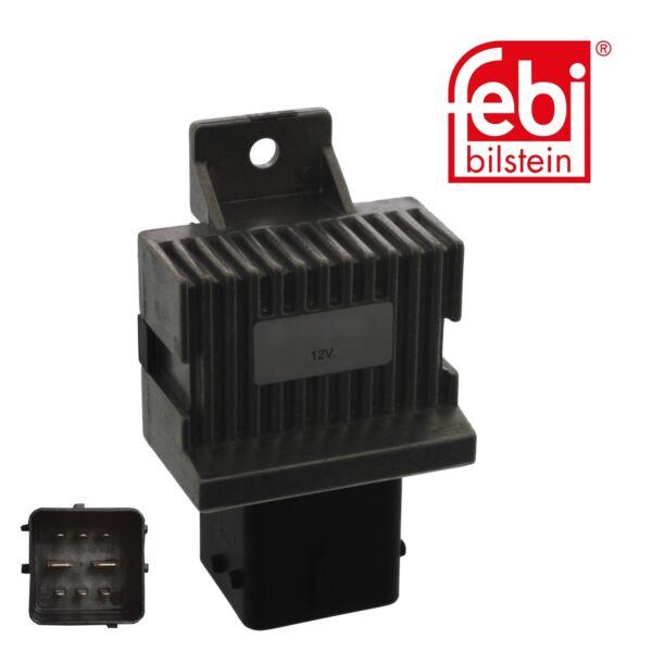 Glow Plug Relay FEBI BILSTEIN 30905