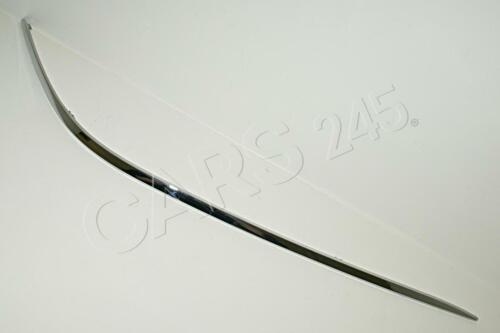 MERCEDES S Class W220 Facelift Front Bumper Chrome Moulding RH 02-2006