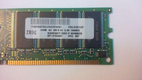 COMPAQ Hyundai INFINEON Micron Samsung Siemens Memory RAM DIMM DDR SDRAM IBM