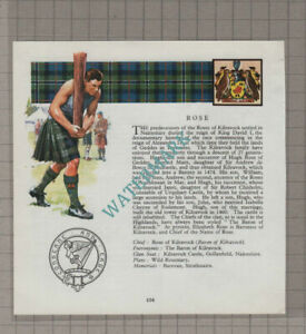 C3331-Scottish-Clans-ROSE-ROBERTSON-Small-Double-Sided-Print