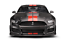 Maisto-1-18-2020-Ford-Mustang-Shelby-GT500-Diecast-Modelo-Coche-De-Carreras-Negro-en-Caja miniatura 1