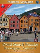 Parleremo Languages Word Search Puzzles Norwegian - Volume 3 by Erik...