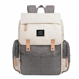 Image Is Loading Land Mummy Backpack Diaper Bags Large Multifunctional Baby