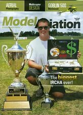2013 Model Aviation Magazine: Biggest IRCHA Ever/Aerial Photography/Goblin 500