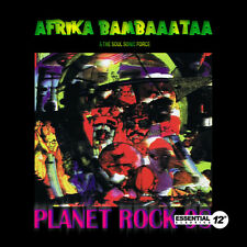 Afrika Bambaataa / Soul Sonic Force - Planet Rock 98 [New CD] Manufactured On De