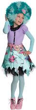 MONSTER HIGH HONEY SWAMP CHILD HALLOWEEN COSTUME GIRLS SIZE SMALL 4-6