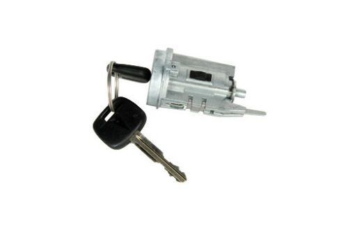 Ignition Lock Cylinder Set ACDelco GM Original Equipment fits 03-08 Pontiac Vibe