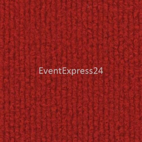 Mid Red karminrot Hochzeitsteppich Rips Teppich 50m Länge 200cm Breite