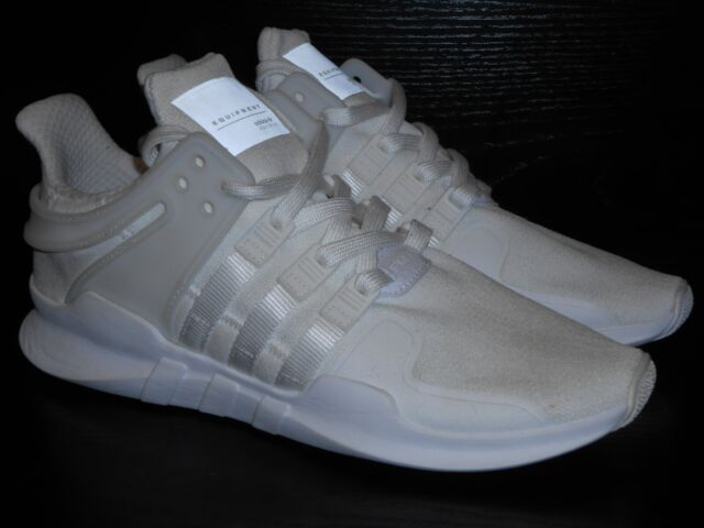 reputable site aab49 b3495 adidas EQT Support ADV Mens Trainer Shoe White Size 8 RRP £100/-