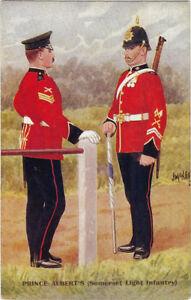 REGIMENT-Prince-Albert-039-s-Somerset-Light-Infantry-MCNEILL-GALE-amp-POLDEN