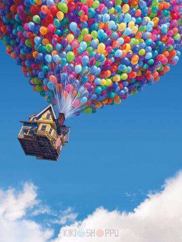 Poster A3 Up Disney Pixar Pelicula Infantil Film Cartel Decor Impresion 01